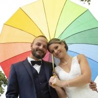 Photographe de mariage en vendée tout en couleurs