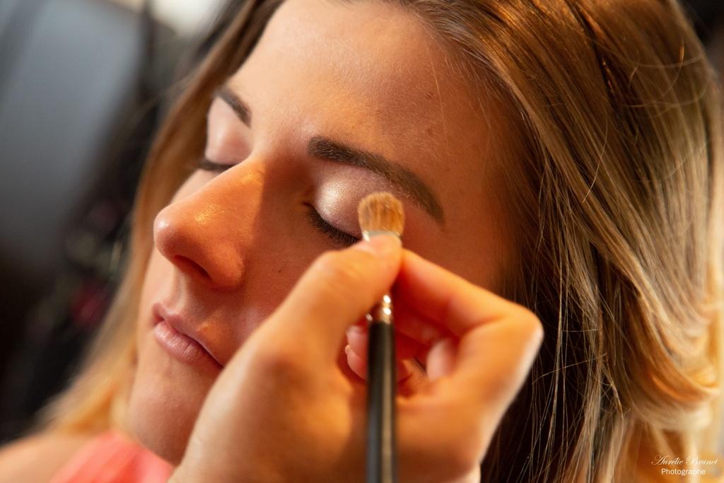 preparation mariee photo seance maquillage en vendee
