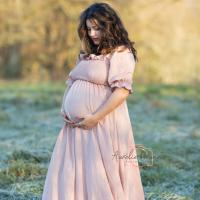 séance-grossesse-femme-enceinte-vendée-dentelle-extérieur
